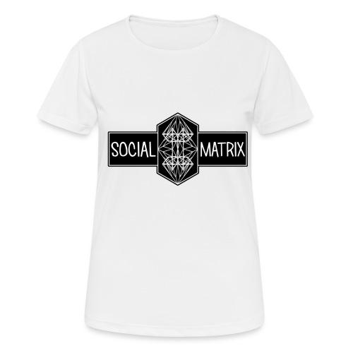 HET ORIGINEEL - Vrouwen T-shirt ademend actief