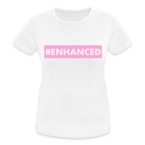 ENHANCED BOX - Women's Breathable T-Shirt