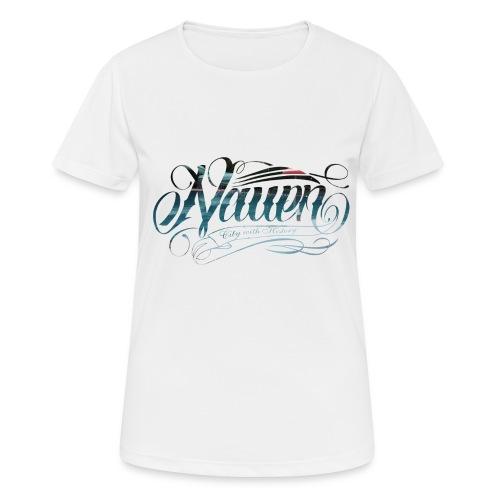 stadtbad edition - Frauen T-Shirt atmungsaktiv