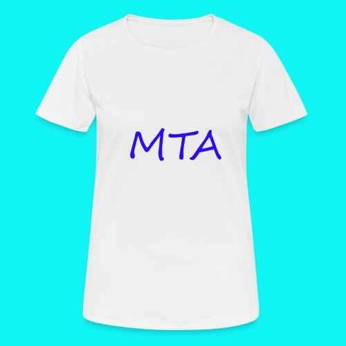 #MTA t-shirts - Dame T-shirt svedtransporterende