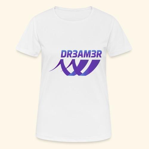 DR3AM3R - naisten tekninen t-paita