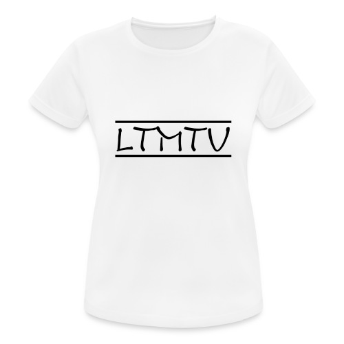 LTMtv Merch - Frauen T-Shirt atmungsaktiv