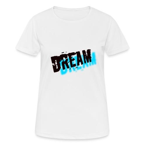 Dream - Andningsaktiv T-shirt dam