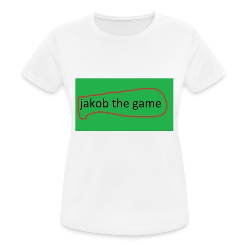 jakob the game - Dame T-shirt svedtransporterende
