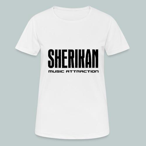 Sherikan - Andningsaktiv T-shirt dam