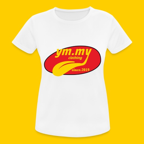 YM.MY clothing LOGO - Women's Breathable T-Shirt