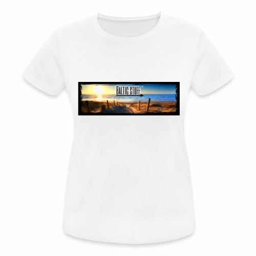 Baltic-Stuff - Frauen T-Shirt atmungsaktiv