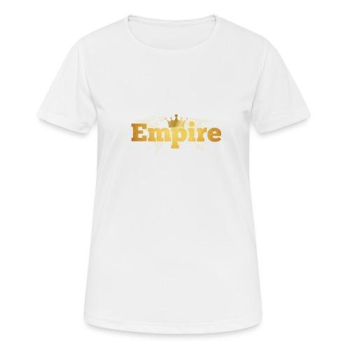 EMPIRE - T-shirt respirant Femme