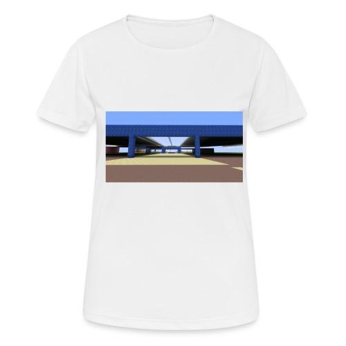 2017 04 05 19 06 09 - T-shirt respirant Femme