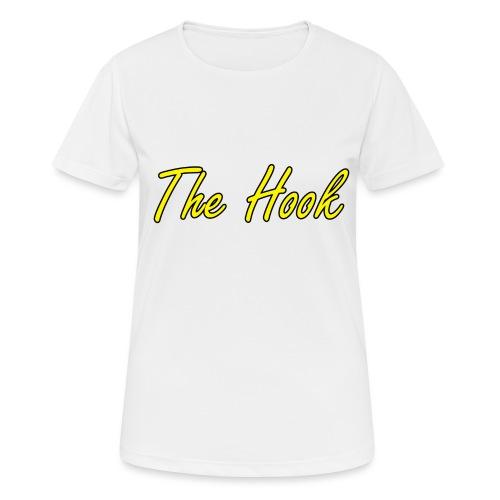 The Hook Logo - Andningsaktiv T-shirt dam