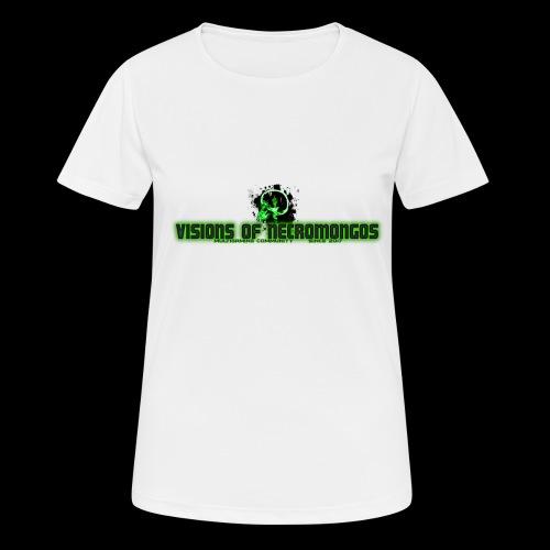 Necromongo Logo ONE - Frauen T-Shirt atmungsaktiv