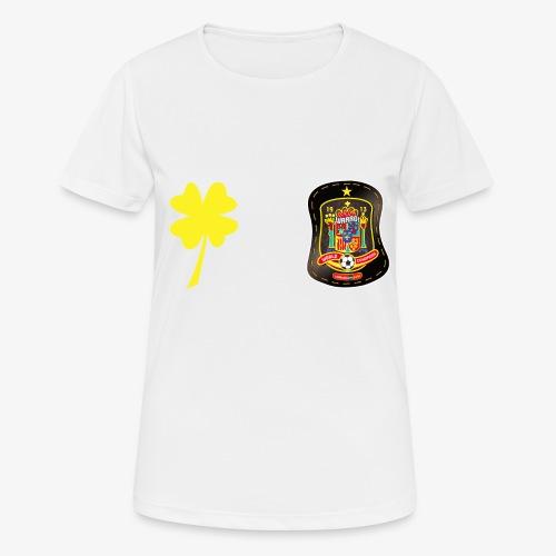 Trébol de la suerte CEsp - Camiseta mujer transpirable
