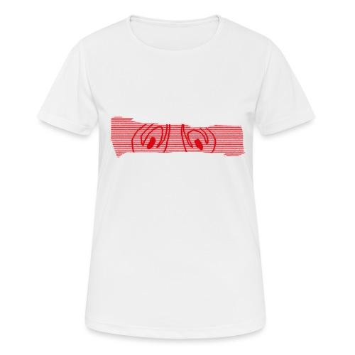 abderyckie linie - Koszulka damska oddychająca