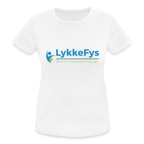 Lykkefys Esbjerg - Dame T-shirt svedtransporterende