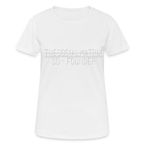 JAANENJUSTEN - Vrouwen T-shirt ademend actief