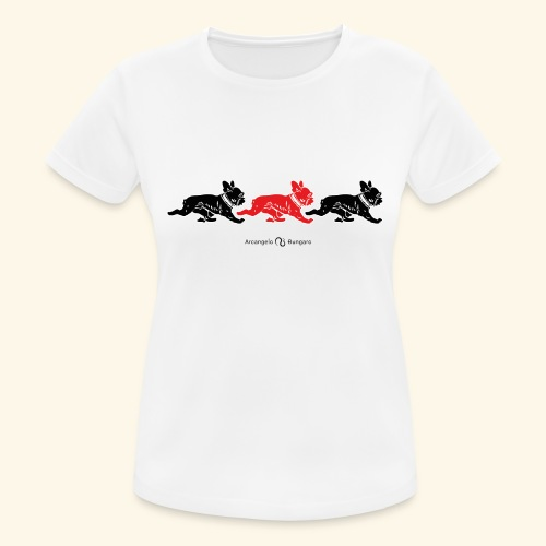 frenchies BR - T-shirt respirant Femme