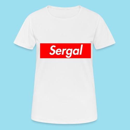 SERGAL Supmeme - Frauen T-Shirt atmungsaktiv