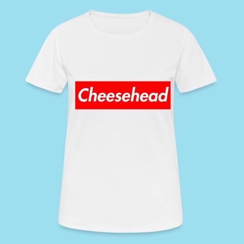 CHEESEHEAD Supmeme - Frauen T-Shirt atmungsaktiv