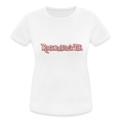 Rockbandet.DK - Dame T-shirt svedtransporterende