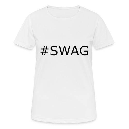 SWAG - Frauen T-Shirt atmungsaktiv