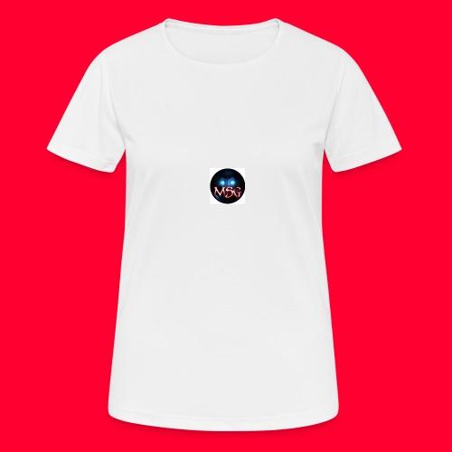 logo jpg - Women's Breathable T-Shirt
