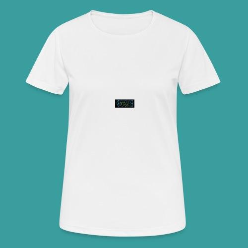 simmetria intelletuale - Maglietta da donna traspirante