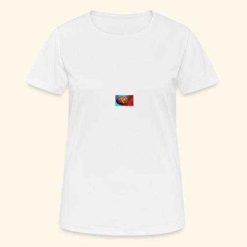 NathanielsLogo2 - Frauen T-Shirt atmungsaktiv