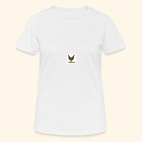 feeniks logo - naisten tekninen t-paita