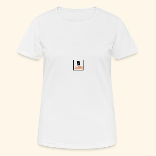Janni Original Design - Dame T-shirt svedtransporterende