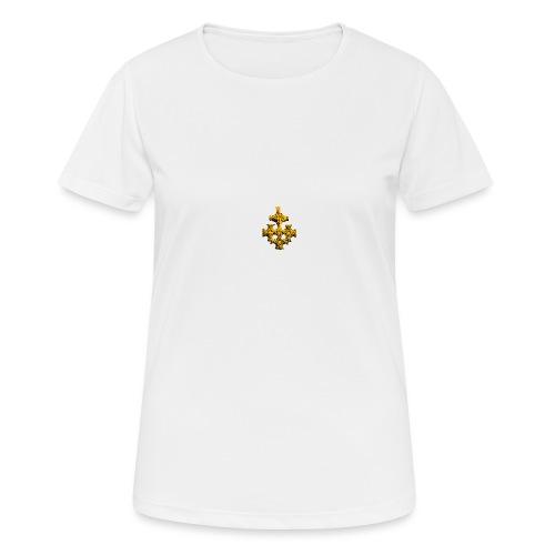 Goldschatz - Frauen T-Shirt atmungsaktiv