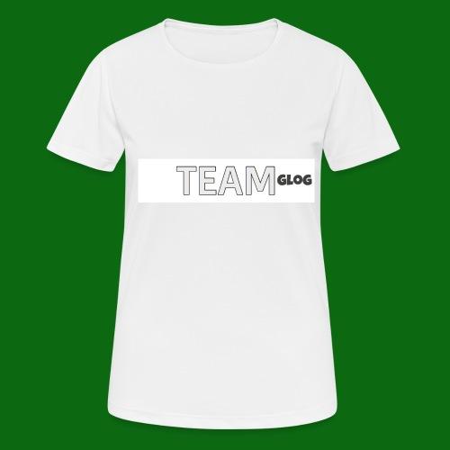 Team Glog - Women's Breathable T-Shirt
