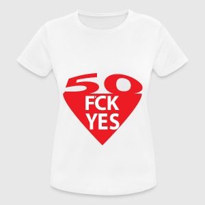 50th birthday - Women's Breathable T-Shirt