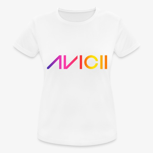 Color logo - Andningsaktiv T-shirt dam