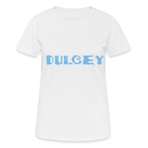 dulcey logo - Frauen T-Shirt atmungsaktiv