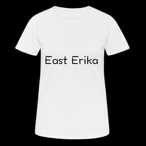 East Erika logo - Maglietta da donna traspirante