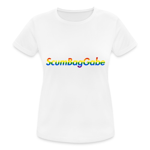 ScumBagGabe Multi Logo XL - Women's Breathable T-Shirt