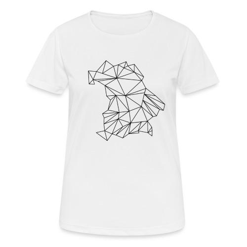 Bayern - Frauen T-Shirt atmungsaktiv