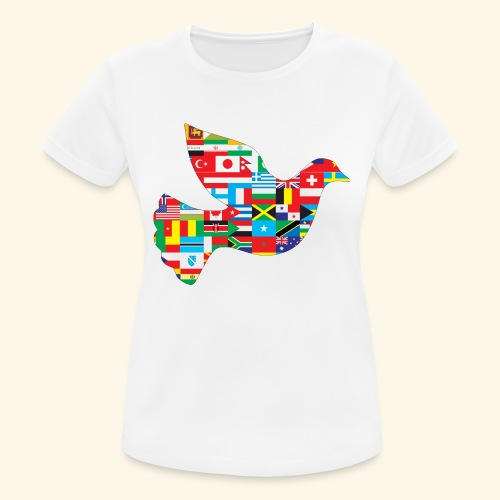 countrys t-shirt - Camiseta mujer transpirable