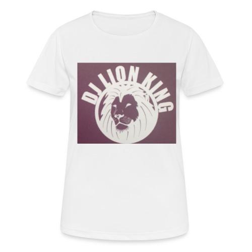 2B1D1E93 1FCE 4061 B078 C6ECC5E09C48 - Frauen T-Shirt atmungsaktiv