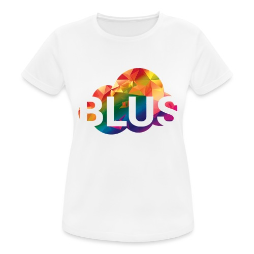 BURNER Logo - Women's Breathable T-Shirt