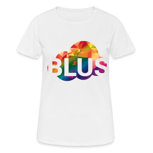 BURNER Logo - Women's Breathable T-Shirt