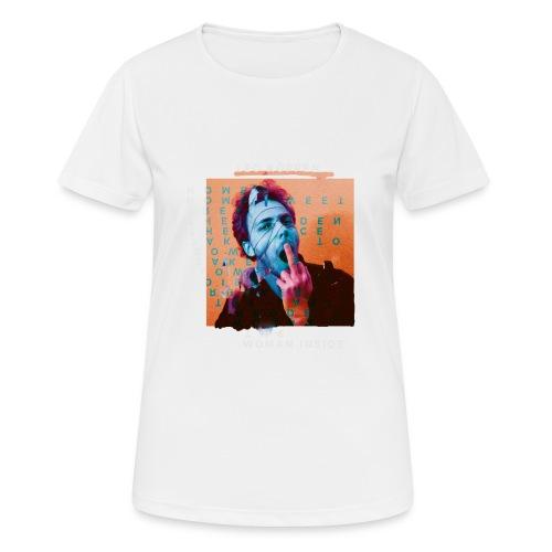 SHIRT4 - Frauen T-Shirt atmungsaktiv