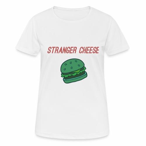 Stranger Cheese - T-shirt respirant Femme