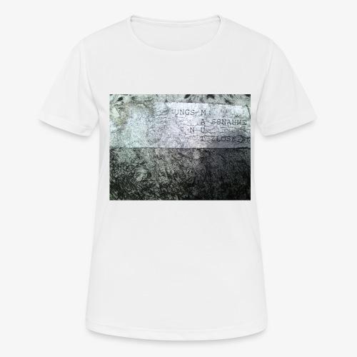 M A U T - Frauen T-Shirt atmungsaktiv