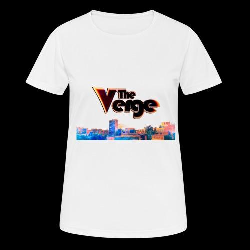 The Verge Gob. - T-shirt respirant Femme