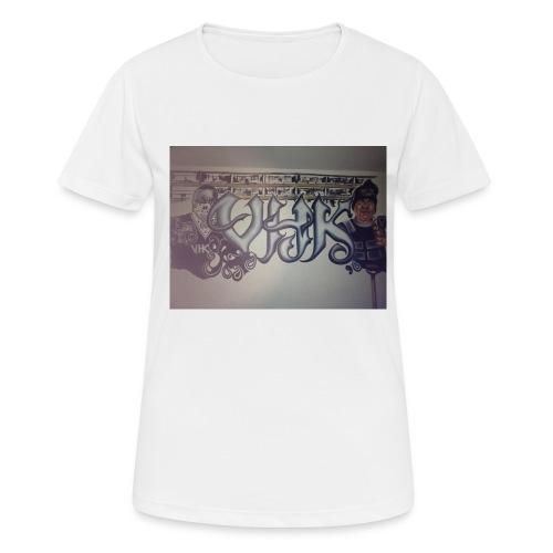 Værebro - Dame T-shirt svedtransporterende
