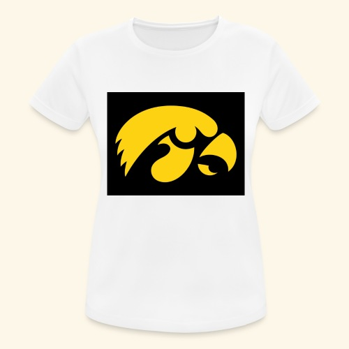 YellowHawk shirt - Vrouwen T-shirt ademend actief