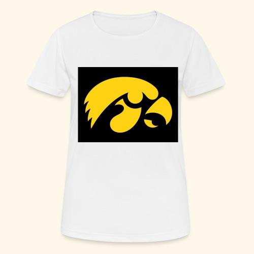 YellowHawk shirt - vrouwen T-shirt ademend