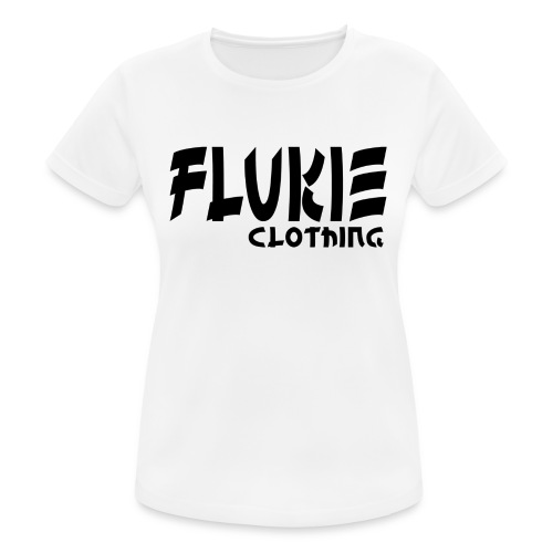Flukie Clothing Japan Sharp Style - Women's Breathable T-Shirt