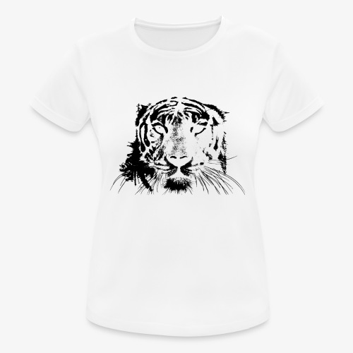 BLACK TIGER - Camiseta mujer transpirable